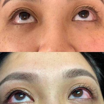 心機眼線,3D美瞳眼線